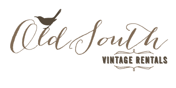Old South Vintage Rentals logo